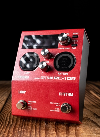 BOSS RC-10R Rhythm Loop Station Pedal