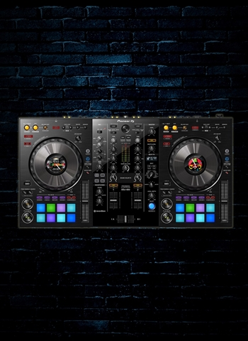 Pioneer DJ DDJ-800 2-Channel Portable rekordbox DJ Controller