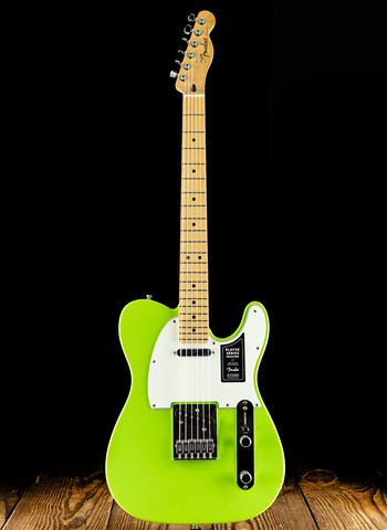 Fender Player Telecaster - Electron Green