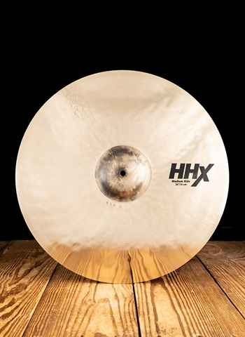 "Sabian 12012XMB - 20"" HHX Medium Ride - Bright"