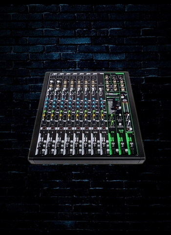 Mackie ProFX12v3 12-Channel Effects Mixer w/USB