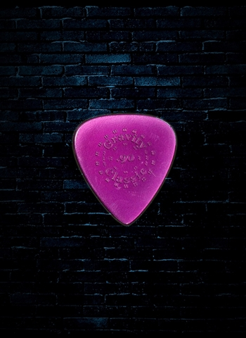 Gravity 0.77mm Classic Shape Standard Guitar Pick (2-Pack) - Purple