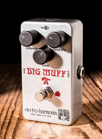 Electro-Harmonix Ram's Head Big Muff Pi Distortion/Sustainer Pedal