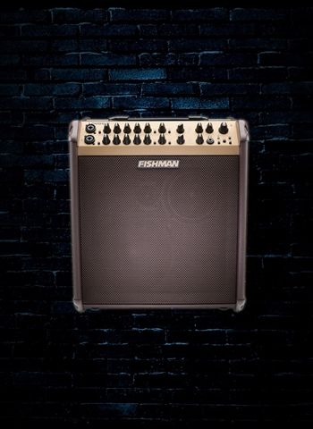 "Fishman Loudbox Performer - 180 Watt 1x8""x5"" Acoustic Guitar Combo w/Bluetooth"