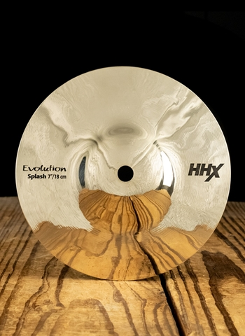 "Sabian 10705XEB - 7"" HHX Evolution Splash"
