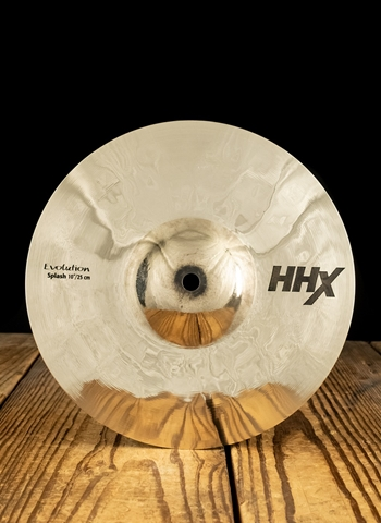 "Sabian 11005XEB - 10"" HHX Evolution Splash"