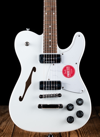 Fender Jim Adkins JA-90 Telecaster Thinline - White