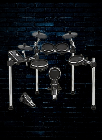 Alesis Nitro Mesh Kit - 8-Pad Electronic Drum Set