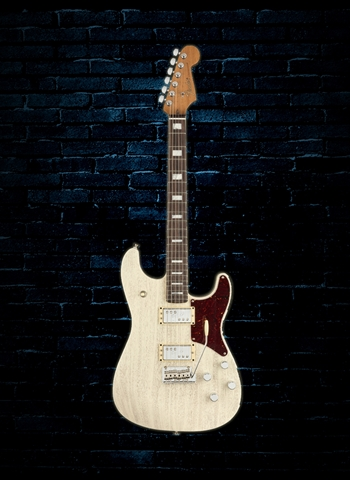 Fender Parallel Universe II Uptown Stratocaster - Static White