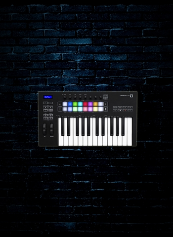 Novation Launchkey 25 MK3 - 25-Key MIDI Controller