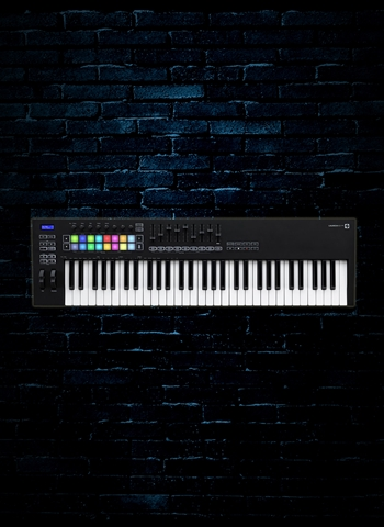 Novation Launchkey 61 MK3 - 61-Key MIDI Controller