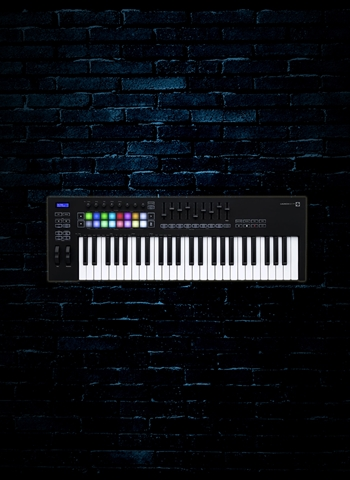 Novation Launchkey 25 MK2 - 25-Key MIDI Controller