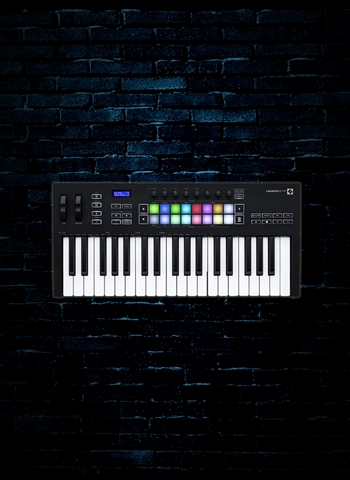 Novation Launchkey 37 MK3 - 37-Key MIDI Controller