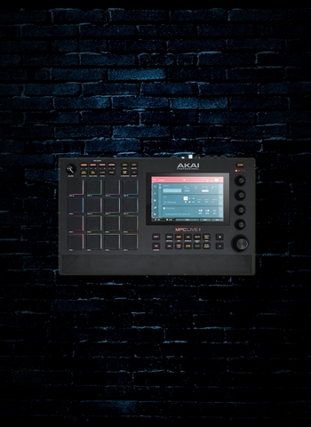 Akai MPC Live II - Standalone Sampler/Sequencer