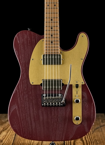 Suhr Andy Wood Signature Series Modern T HH - Iron Red
