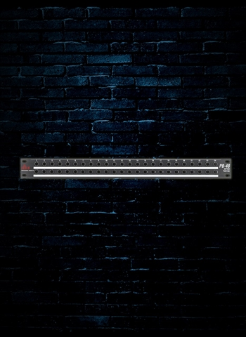 dbx PB-48 - 48-Point Patch Bay