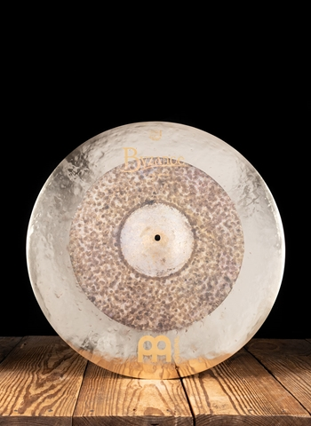 "Meinl B22DUCR - 22"" Byzance Dual Crash Ride"