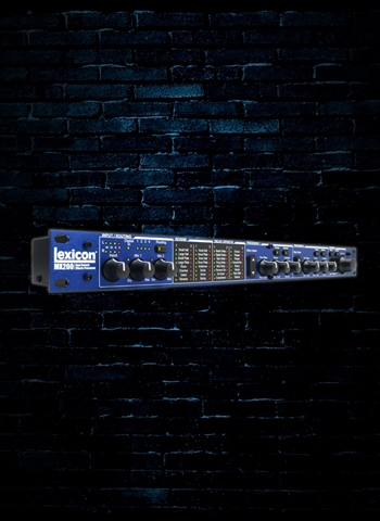 Lexicon MX200 Stereo Reverb/Effects Processor