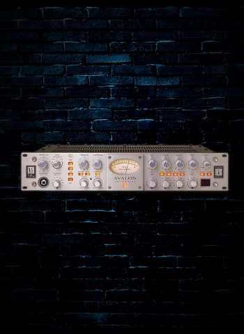 Avalon VT-737SP - Tube Microphone Preamp