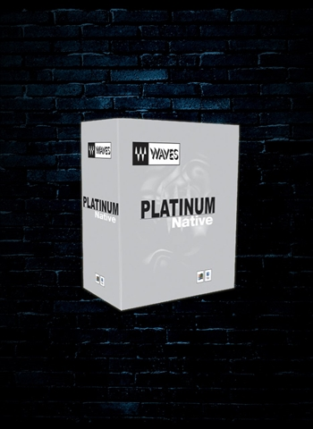 Waves Platinum Native - Upgrade Plug-In