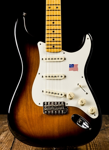 Fender Eric Johnson Stratocaster - 2-Color Sunburst