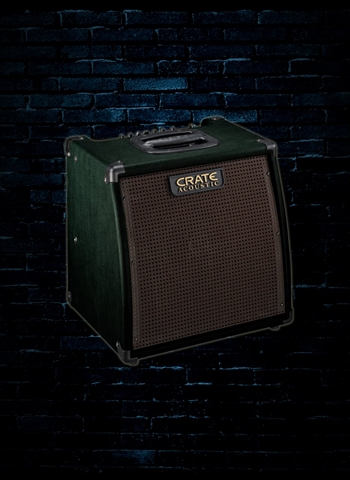 "Crate CA30DG - 30 Watt 1x8"" Acoustic Guitar Combo - Green"