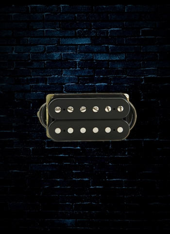 DiMarzio DP155 - Tone Zone F- Spaced Pickup - Black