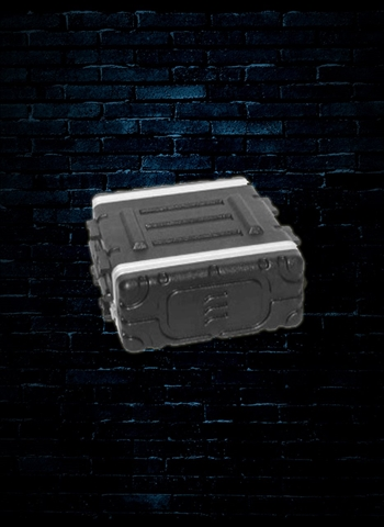 TKL FX204 - 4U Molded Rack Case