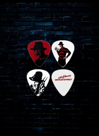 Clayton Nightmare On Elm Street Guitar Picks (6 Pack)