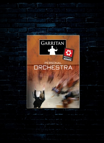 Garritan Personal Orchestra Sound Library