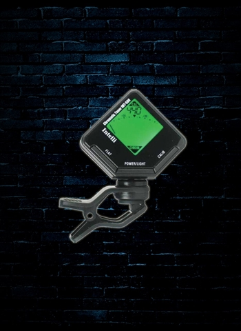 Intelli IMT-500 Clip-On Chromatic Digital Tuner