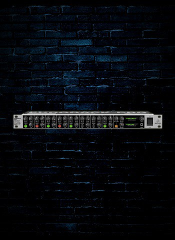 Behringer RX1602 - 8-Channel Stereo Line Mixer