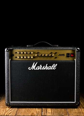"Marshall JVM215C - 50 Watt 1x12"" Guitar Combo - Black"