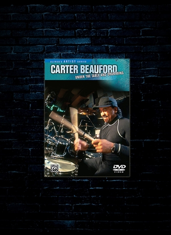 Carter Beauford Under The Table And Drumming - DVD