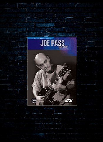 Pass Jazz Lines - DVD
