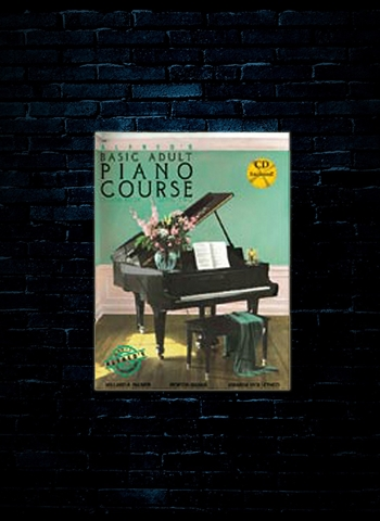 Alfreds Basic Adult Piano w/CD Level 2