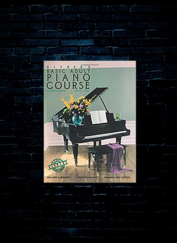 Alfreds Basic Adult Piano Course Level 2