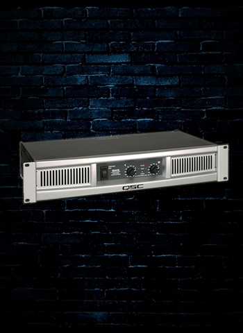 QSC GX5 - 2-Channel Power Amp